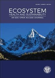 Ecosystem Health & Sustainability