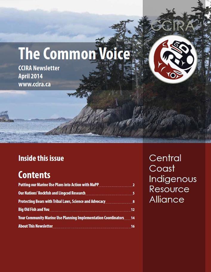 The Common Voice, April 2014