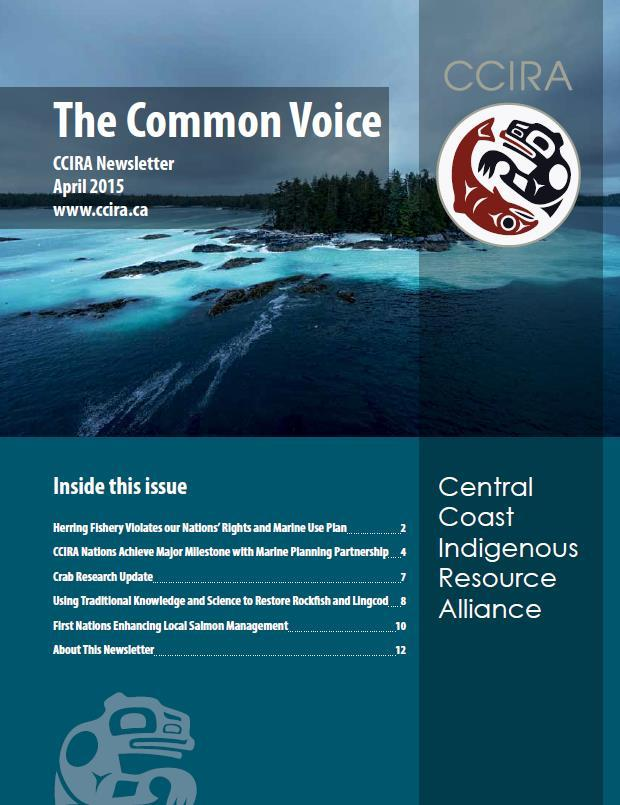 The Common Voice, December 2014