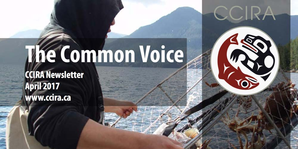 The Common Voice, April 2017
