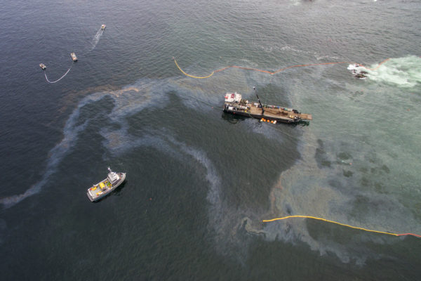 Local filmmaker highlights need for better oil spill response