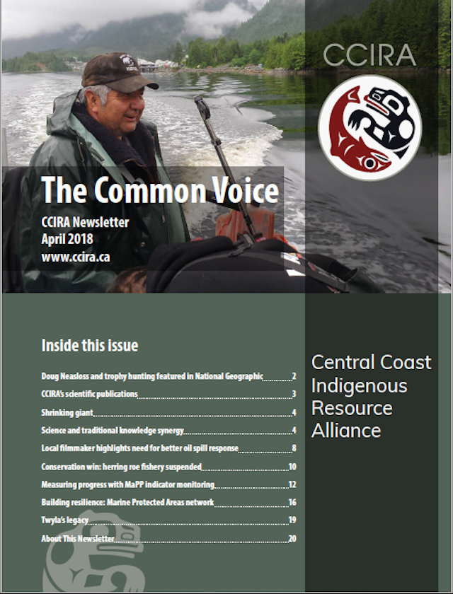 The Common Voice newsletter, Issue 9, April 2018