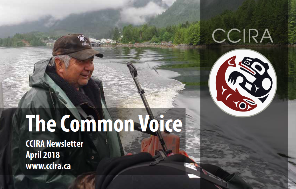 The Common Voice, Issue 9, April 2018