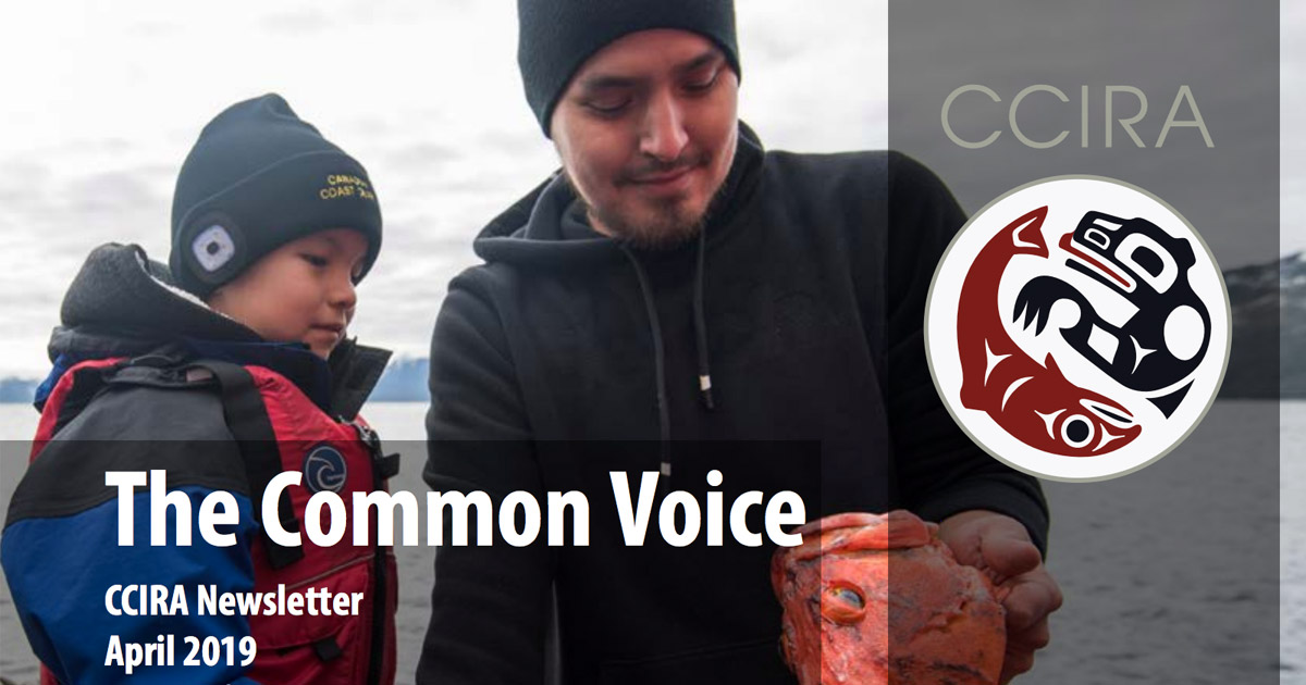The Common Voice, Issue 10, May 2019